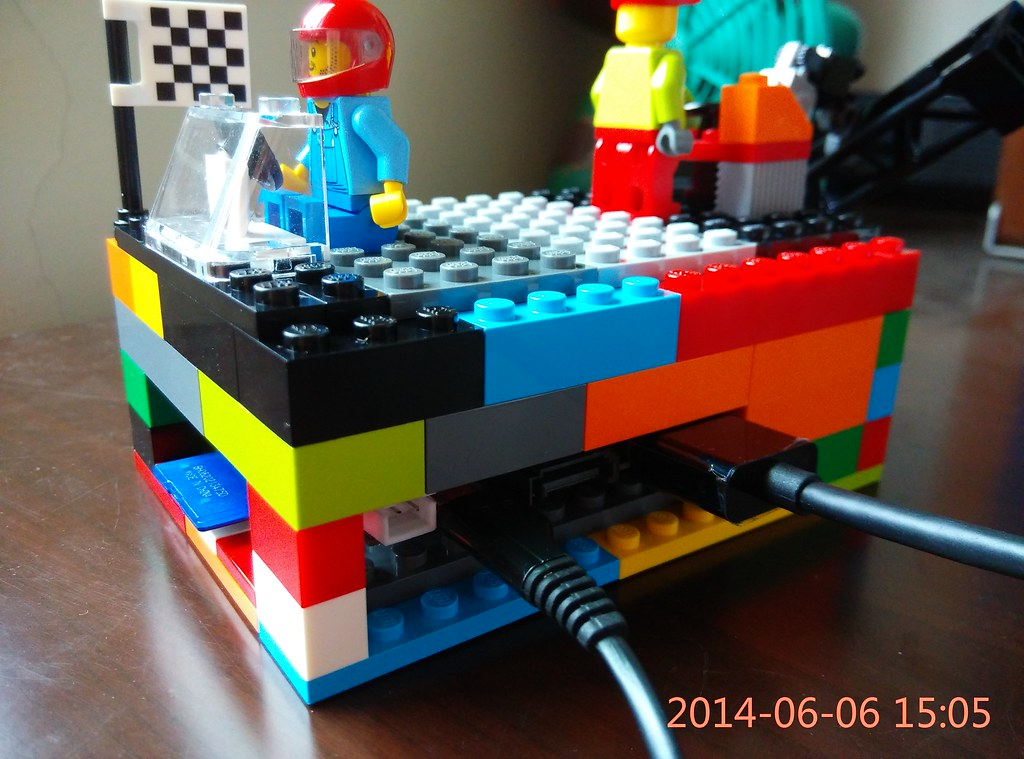 Lego Case for Banana Pi